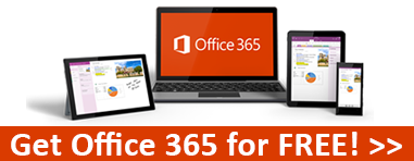 Get Office 365 for FREE!